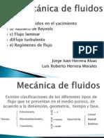 1 Exposicion Mecanica de Fluidos
