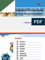 IBS Passive Device Presentation