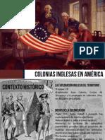 Colonias Inglesas en América (EXPO)