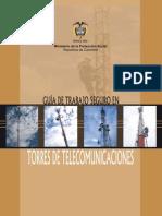 Guia de Trabajo Seguro en Torres de Telecomunicaciones