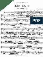 George Enescu Legend (Trumpet)