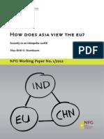 How Does Asia View Eu