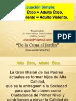 De La Cuna -Promo Congreso