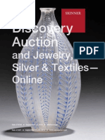 Discovery Auction and Jewelry, Silver & Textiles-Online | Skinner Auctions 2748T and 2747M