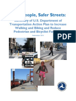 Safer People Safer Streets Summary