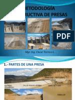 Metodología Constructiva de Presas Mod. 4.(Parte i)