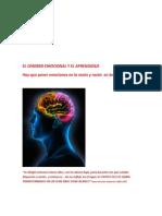 El Cerebro Emocional y El Aprendizaje[1]