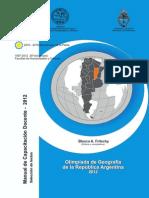 Manual de Capacitación Docente 2012 - Argentina
