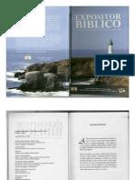 exposxitor  biblico $ 1345