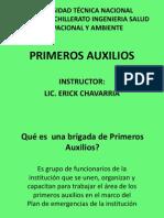 I clase P.Aux..