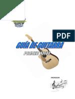 Guia de Guitarra Básica (Primer Nivel).pdf