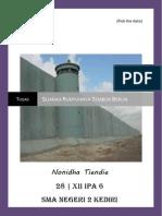 Runtuhnya Tembok Berlin