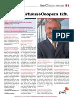 Patron Profile - PricewaterhouseCoopers Kft.