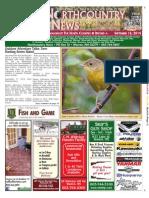 Northcountry News 9-12-14