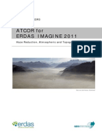 Atcor for Erdas Imagine2011 Manual