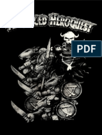 Advanced Heroquest Spanish Ocr