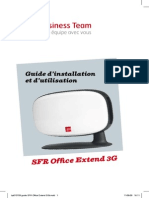 FEMTO 57787 Guide SFR Office Extend 3Gb