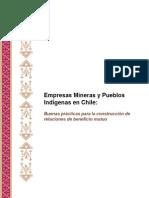 CAA- Empresas Mineras y Pueblos Indigenas en Chile-SLL