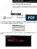 Dsl2640b DNS