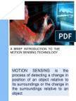motion sensing technology