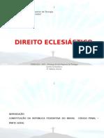 (40) Direito Eclesiastico