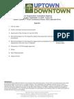 ORG Meeting September 11, 2014 Agenda Packet