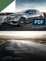 Broșură Mercedes-Benz C-Class