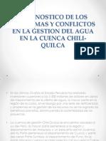 Diagnostico de Los Problemas y Conflictos en La
