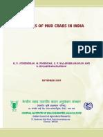 Bulletin_Diseases of Mud Crabs in India_Inner