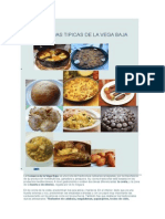 Comidas Tipicas de La Vega Baja