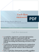 Cashflow Stmnt - HRB