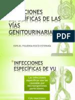 Infecciones Específicas de Las Vías Genitourinarias