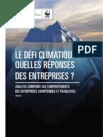 Wwf 2012 Vigeo Defi Climatique