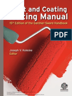 Paint and Coating Testing Manual