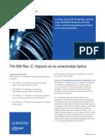 TIA EIA 568 C Impacto Conectividad