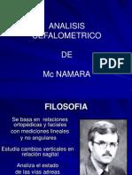 Presentación McNamara