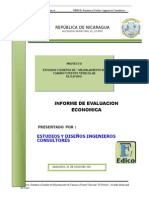 Informe Factibilidad Economica Natoso