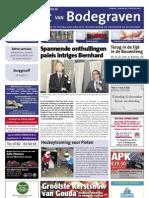 De Krant van Bodegraven, 11 december 2009