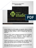 Desarrollo Móvil Android Nativo