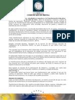 04-04-2011  Guillermo Padrés firmó convenio de colaboración con la escuela secundaria técnica #53, en Jupare a la transformación educativa. B041119