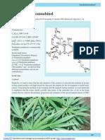 Tetrahydrocannabinol From Marijuana