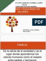 SEMBRANDO Y EDUCANDO EN VALORES.DIAPOSITIVAS.ppt