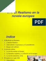 T. 7. El Realismo