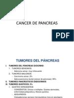 Cancer de Pancreas-ya