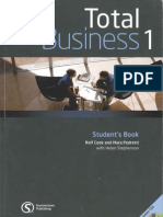 Total Business 1 Student's Book
