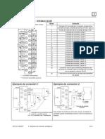 Diagrama Cartão EA IC694ALG223