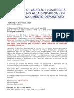 Cannova 2014 Conferenza Servizi Oikos Spa Misterbianco Contrada Valanghe d'Inverno