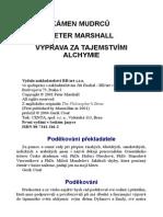 Marshall Peter - Kamen Mudrcu