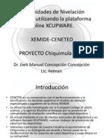 Comunidades de Nivelacion Cientifica Ceneted Xemide Proyecto Guatemala