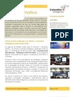 Flash Informativo Colombia Inteligente 2014-1